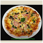 Springsure Overlander Motel Menu - Overlander Homemade Pizza